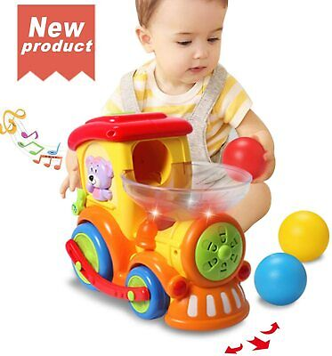 ACTRINIC Baby Toy 12-18 Months,Early Educational Electric Train With Chasing...  • 36.79£