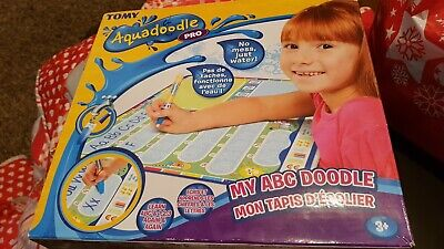 Tomy Aquadoodle My ABC Large Water Childrens Alphabet Learning Doodle Mat E72866 • 10£