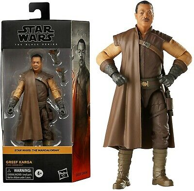 Star Wars The Black Series Greef Karga 6  Inch Action Figure - NEW! - BOXED! • 28.95£