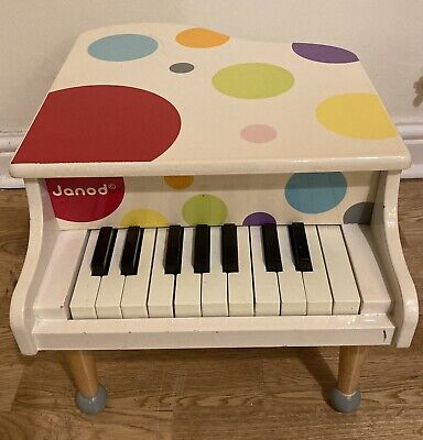 Toddler Piano Janod • 12.99£