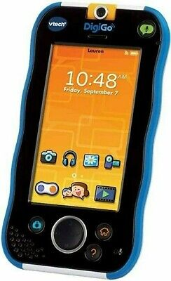 VTech DigiGo Electronic Toy Blue • 7.99£