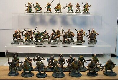 36 Figures. Norse Army. Painted. • 22£