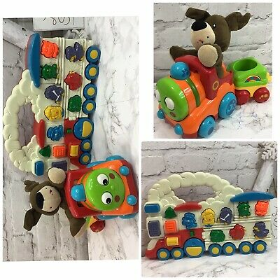 Early Years Toy Train & Chicco Train Animal Sounds And Songs Bundle • 7.95£