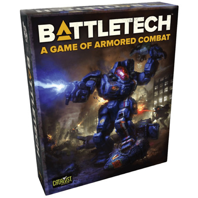 BattleTech: A Game Of Armored Combat Mechwarrior Miniature Wargame Boardgame • 65£