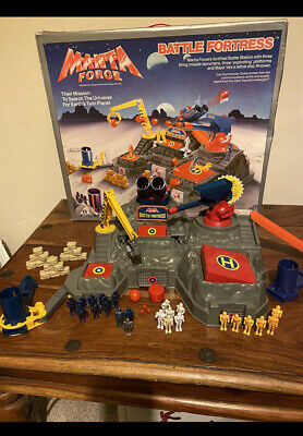 Manta Force Battle Fortress Boxed • 15£