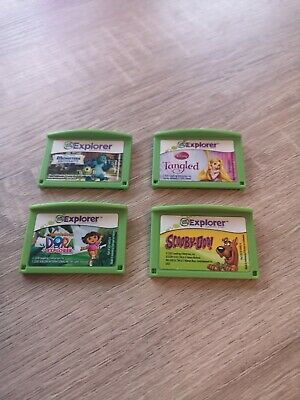 Leapfrog LeapPad 2 Set Of 4 Games - Pre Owned • 7.50£