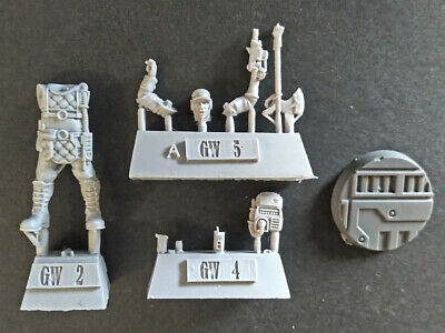 Forge World Necromunda Gang Look-Out ONLY • 9£