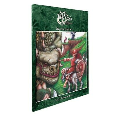 The Woods: Mythic Cycles, Heroes And Monsters For Folklore Fantasy Wargames/rpgs • 15£