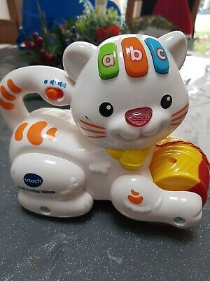 Vtevh Pull And Go Cat With Sounds • 1.50£