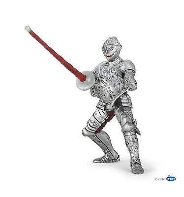 PAPO 39798 Knight In Armor Knight With Armour Toy Knights Medieval Figure Castle • 6.49£