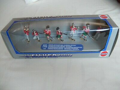 A-toys Napoleonic British Infantry Set Of 7 No 1706  • 5£