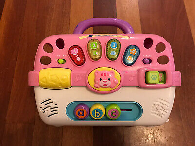 Vtech Cosy Kitten Carrier, 9 Months+, Used - Perfect Condition • 5£