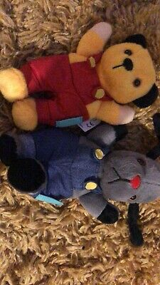 Sooty And Sweep Beanies 21 Years Old  • 10.50£