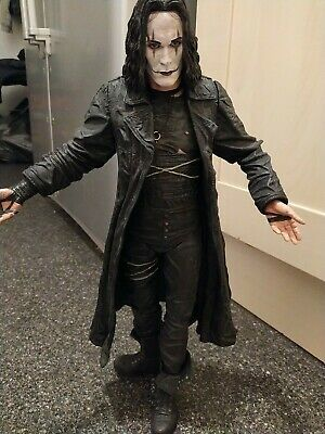THE CROW - Eric Draven - NECA 18  Talking Figure  • 45£