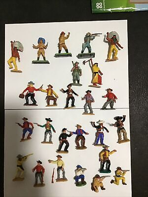 Various Cawboys And Indians Lot • 0.99£