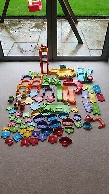 82 Piece Vtech Toot Toot Garage Bundle • 15£