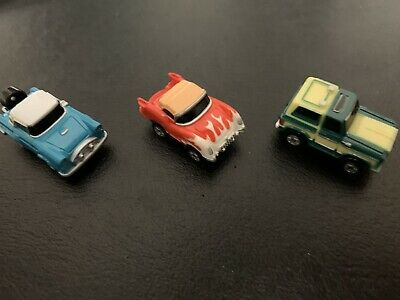 Micro Machines Insiders X3 (with Minis) • 60£