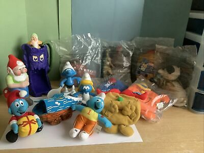 Mcdonalds Toys Bundle X 13 • 7£