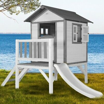 Axi Lodge XL Raised Playhouse - COLLECTION ONLY • 239.50£