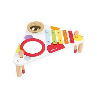 Janod Confetti Musical Table • 25£