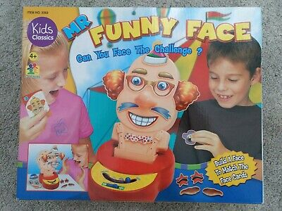 Mr Funny Face Game • 14.99£