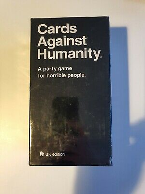 Card Against Humanity - UK Edition - New Unopened • 5£