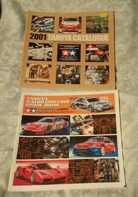 Tamiya Catalogues • 13£
