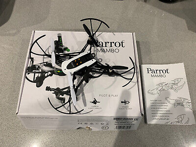 PARROT Mambo Drone.....hardly Used , Fully Working With Box And All Accessories. • 51£