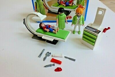 Playmobil Radiology, Xray, Hospital, 6659 Almost Complete • 9.95£