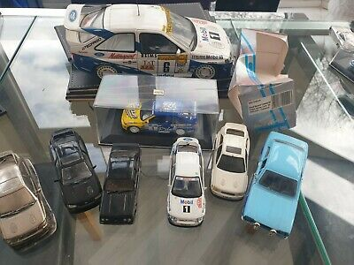 1/43 And 1/18 Resin And Die Cast Ford Escort RS Rally And Road Cars • 31£