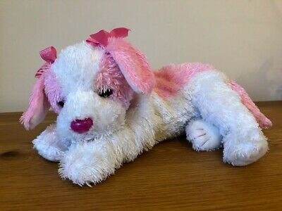 Ty Paradise The Pinky Dog Classic In Great Condition • 25£