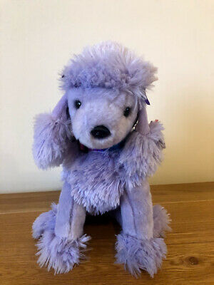 Ty Demure The Dog Buddy In Great Condition With Creased Tag • 30£