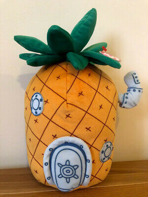 Ty Pineapple Home Buddy In Great Condition With Faded Tag Spongebob • 30£