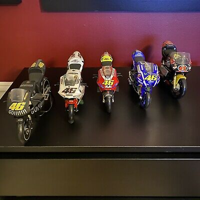 1/10 Scale Motorcycle Valentino Rossi Bikes 46 Models • 11£