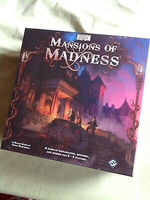 Mansions Of Madness 1st Edition 2011 • 25£