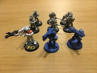 Rogue Trader Imperial Guard Plastic And Metal Includes Four Heavy Weapons • 20£