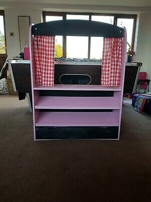 FABULOUS Children's GLTC Role Play Shop And Puppet Theatre Wonderful RRP £150 • 40£