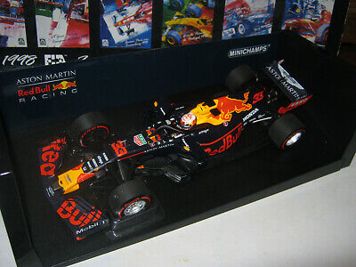 1:18 Red Bull RB15 M.VERSTAPPEN 2019 110190033 Minichamps Boxed New • 150.75£