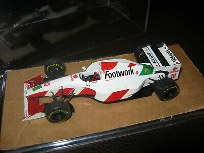 1:43 Footwork FA14 A.Suzuki Japon Gp 1993 TAMEO Handbuilt Model Car IN • 62.05£