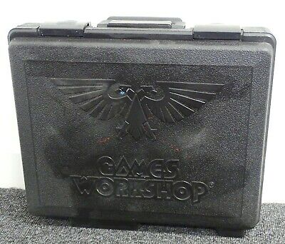 Warhammer Or 40k Games Workshop CARRY CASE With FOAMS GW 76381 • 29.99£