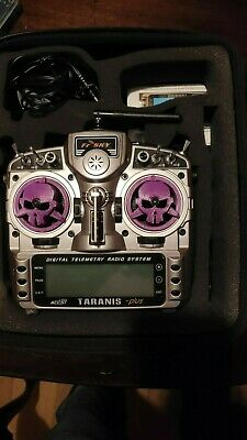FrSky Taranis X9D Plus - Includes Case And Charger - Some Dead Pixels • 51£