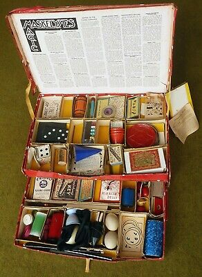 Vintage Box Of Magic Tricks • 58.19£