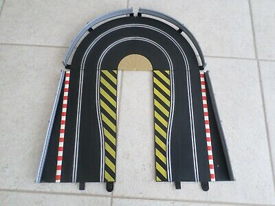 Scalextric Hairpin Bend As Shown In Full Working Condition Has Some Light Scuffs • 9£