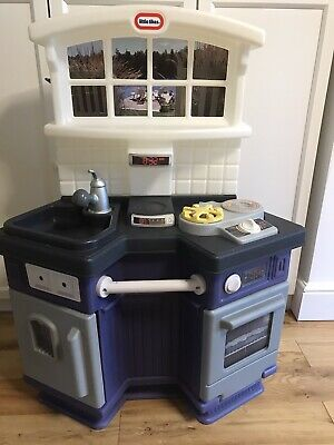 Little Tikes First Oven Kitchen Playset 30  Length 40  Tall Toy With Sounds • 12.50£
