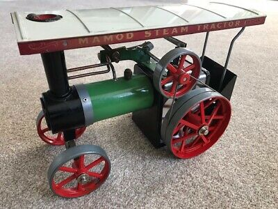 Mamod TE1A Steam Traction Engine Early Model Used But Good Condition • 90£