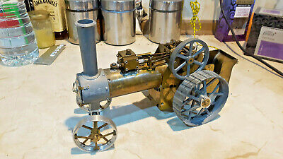 Mamod Size Live Steam Traction Engine, Unfinished Project, Model Engineering • 247£