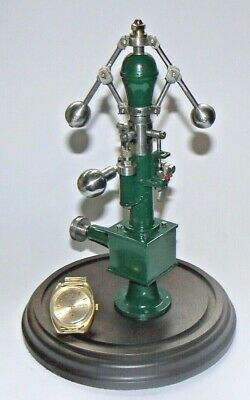 Live Steam Model Watt Type Ball Governor Engine • 78£