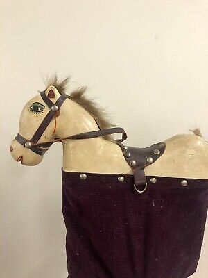 Vintage Punch And Judy Hector The Horse Puppet • 100£