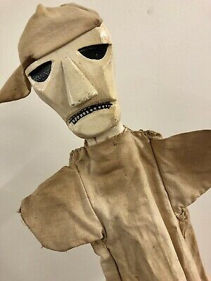 Vintage Punch And Judy Ghost Professional Puppet • 80£