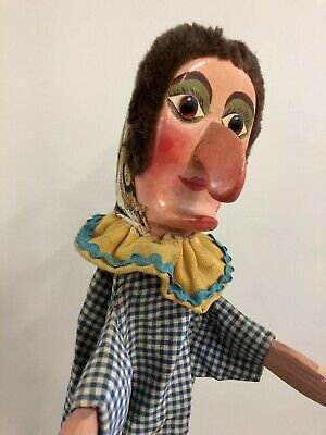 Vintage Punch And Judy Professional Puppet • 150£